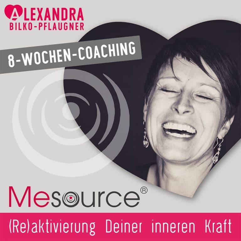 Alexandra Bilko-Pflaugner: Mesource – (Re)aktivierug Deiner inneren Kraft