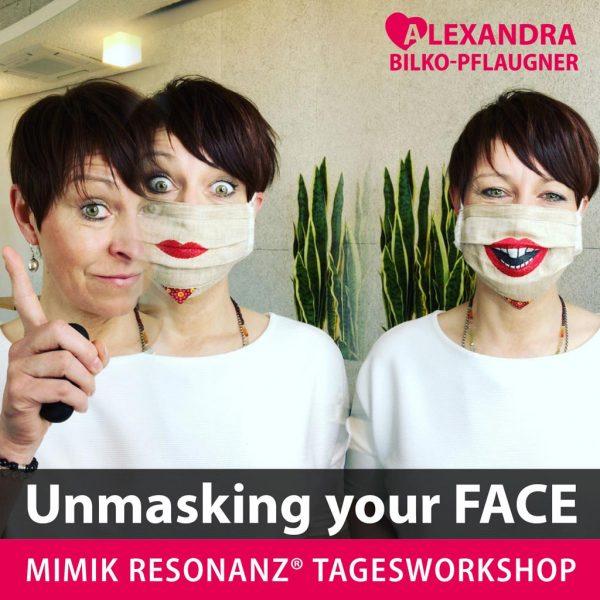 Unmasking your FACE –Alexandra Bilko-Pflaugner